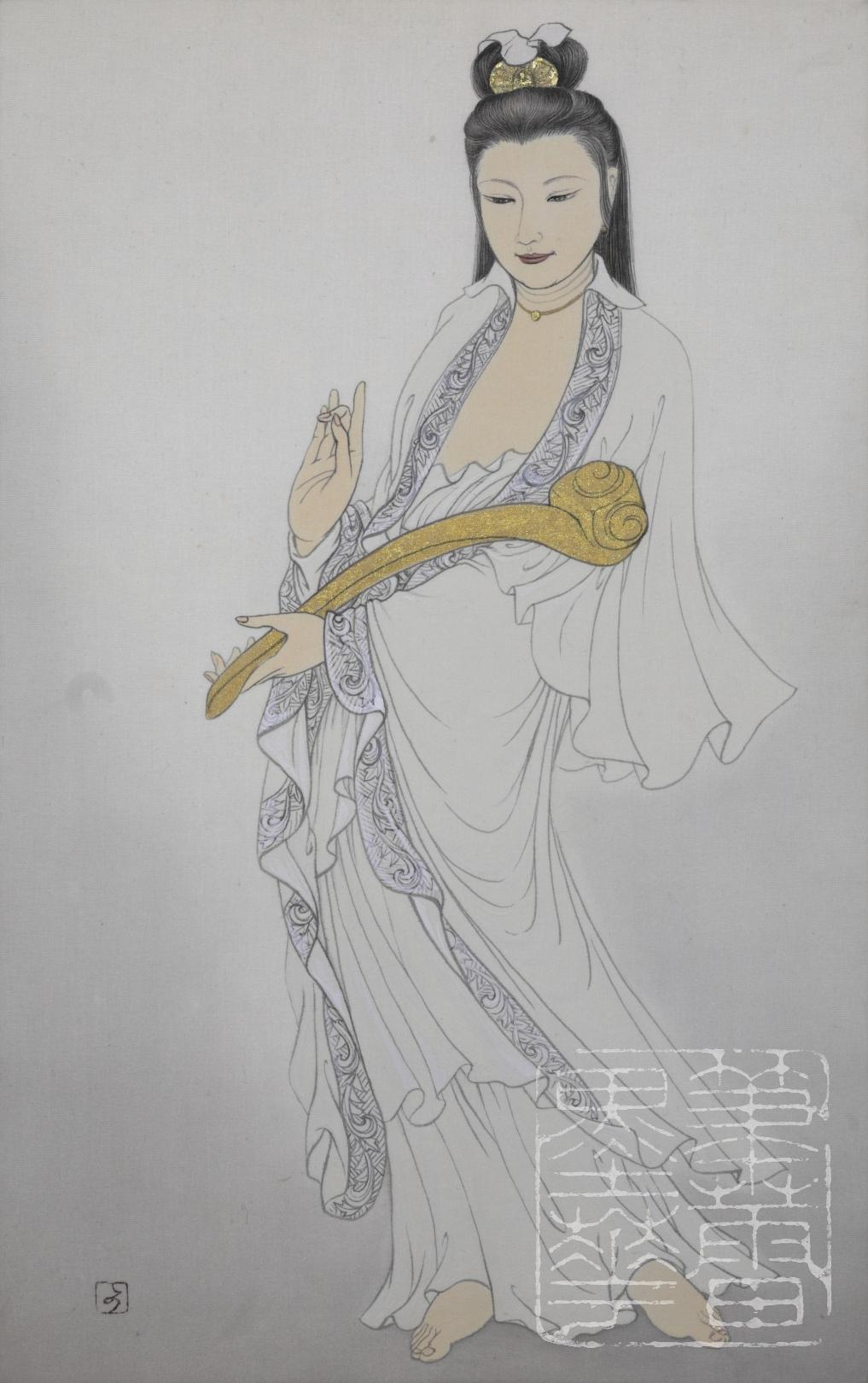 Golden ruyi (sceptor)